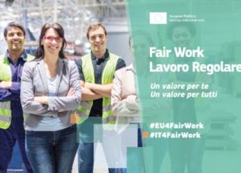 #EU4FairWork: concorso per per lavoratori e datori di lavoro