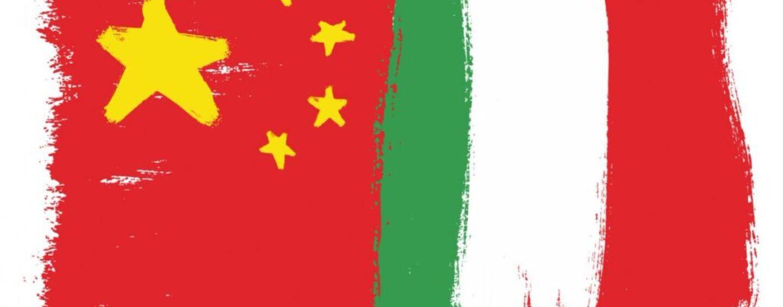 Celebra la cooperazione e l'amicizia Italia-Cina