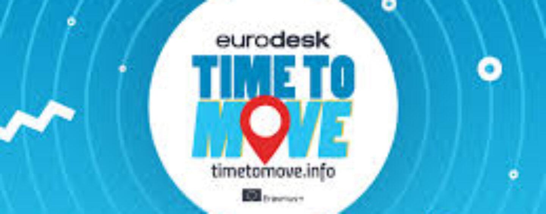 Disegna una T-shirt per la mobilità europea