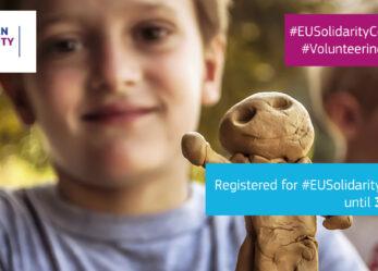 Il mio momento magico con il Corpo europeo di solidarietà