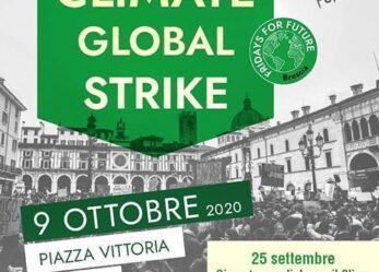 Climate global strike