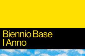 Biennio Base I Anno