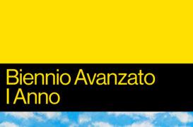 Biennio Avanzato I Anno
