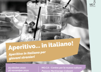 Aperitivo in italiano