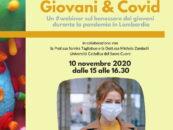 Giovani&Covid: un webinar per pensare al nostro benessere
