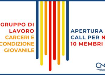 Di' la tua sulla condizione giovanile nelle carceri italiane
