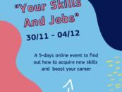 Online con European youth per cercare lavoro in Europa