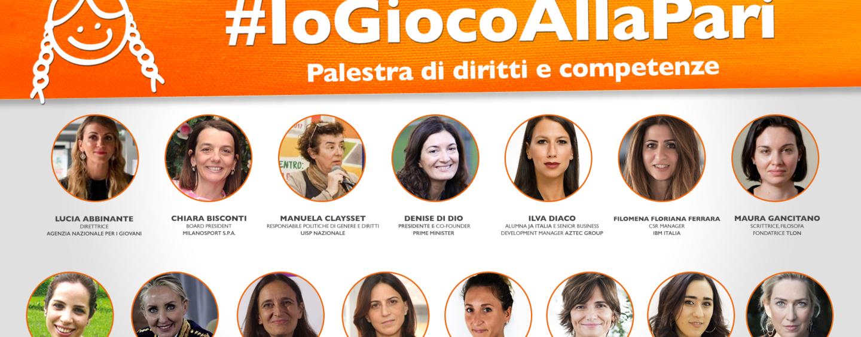 Formazione online per la parità di genere