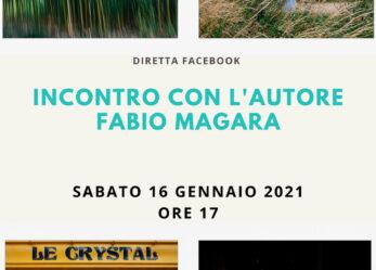 Incontro con l'autore Fabio Magara