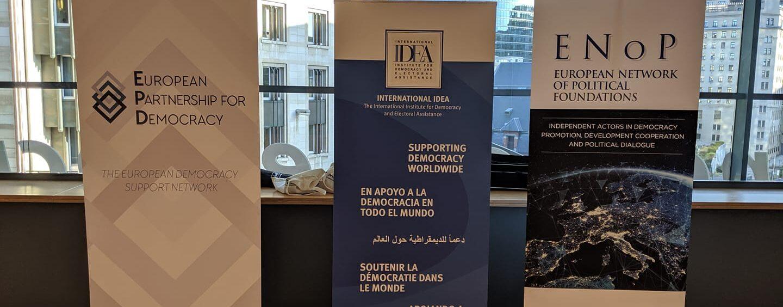 Un tirocinio a Bruxelles per la democrazia