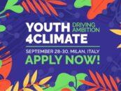 400 giovani per l'ambiente