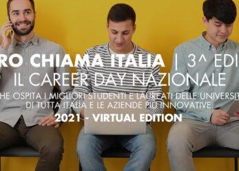 Lavoro chiama Italia: il career day nazionale