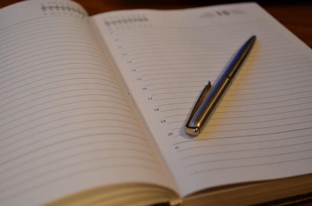 agenda per prendere appuntamenti