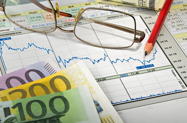 grafici e denaro