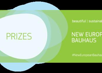 Sostenibilità, bellezza e inclusione per il New European Bauhaus 2021