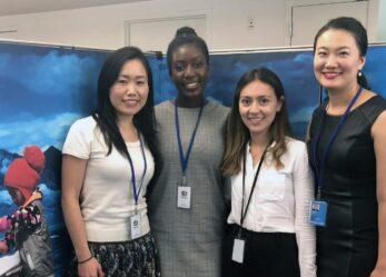 Tirocini UNICEF in Belgio, Corea, Danimarca, Giappone, Svizzera, Ungheria e USA