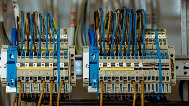 fili impianto elettrico