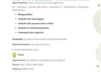 InJob Recruiting Day Brescia