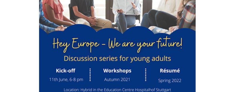 Partecipa anche tu al futuro dell'Europa