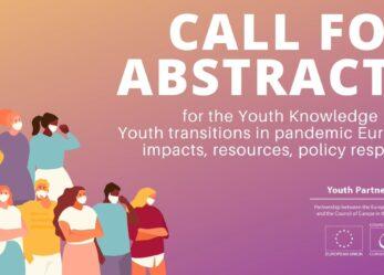 Manda il tuo contributo per il Youth knowledge book