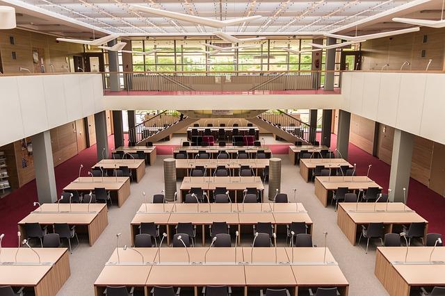 sala di esami