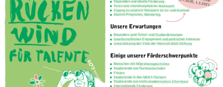 Borse di studio per la Germania
