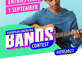 Suonare per migliaia di giovani europei