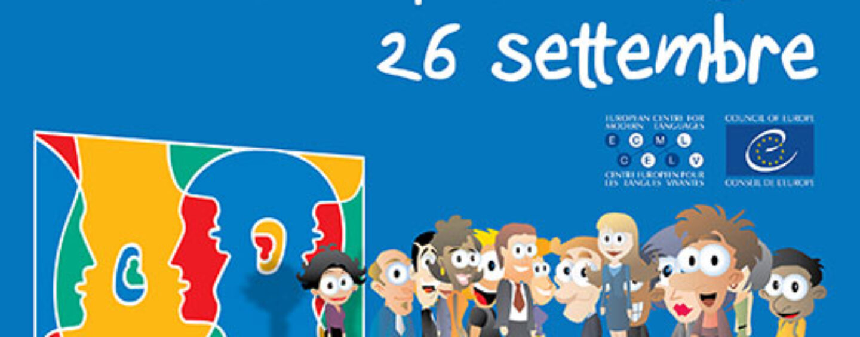 Giornata europea delle lingue: giochiamo!