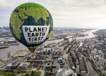 Greenpeace International internship