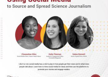 Webinar per giornalisti e aspiranti giornalisti