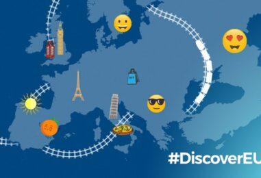 DiscoverEu: il pass per esplorare l'Europa