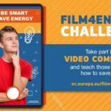 Gira un video sull'efficienza energetica